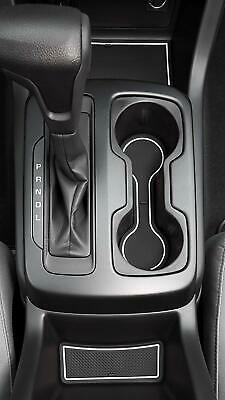 Door Pocket Inserts 26-pc Console JIECHEN Fit for GMC Canyon and Chevy Colorado Custom Liner Cup Accessories Premium Cup Holder