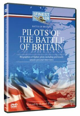 Their Finest Hour: Pilots Of The Battle Of Britain [DVD] By Robert Powell (Na.