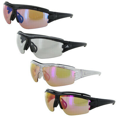 Adidas A267 //00 Evel Eye S 6067 Frames Red Authentic Sunglasses