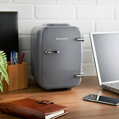 Blaupunkt Portable 4 Litre Mini Fridge 2 in 1 Warm or Cold Quiet Operation