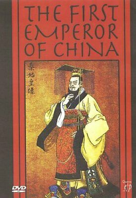 The First Emperor Of China [DVD] By Barry Howells,Pan Han Ci.