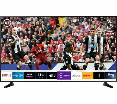 "SAMSUNG UE43RU7020KXXU 43"" Smart 4K Ultra HD HDR LED TV - Currys"