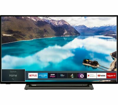 "TOSHIBA 40LL3A63DB 40"" Smart Full HD LED TV - Currys"