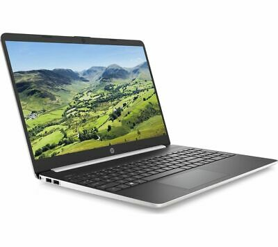 "HP 15s-fq1505sa 15.6"" Laptop - Intel® Core™ i5, 256 GB, Silver - Currys"