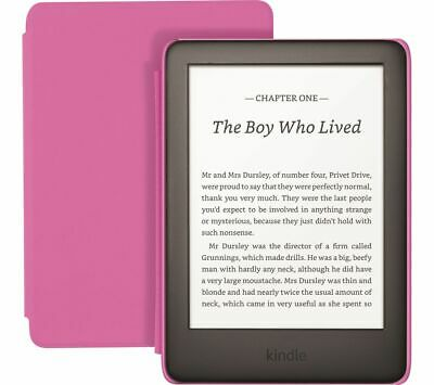 """AMAZON Kindle Kids Edition 6"""" eReader - 8 GB, Pink - Currys"""