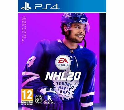 PS4 NHL 20 - Currys