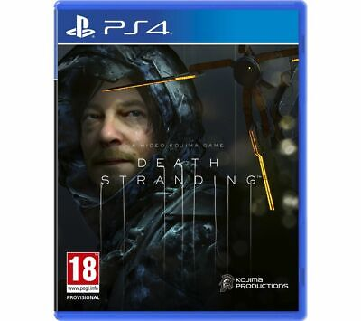 PS4 Death Stranding - Currys