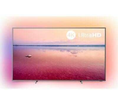 "PHILIPS Ambilight 75PUS6754/12 75"" Smart 4K Ultra HD HDR LED TV - Currys"