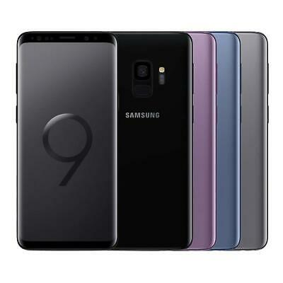 Samsung Galaxy S9 - G960U - 64GB - Factory Unlocked - Android Smartphone