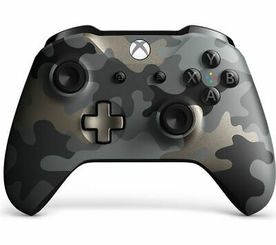 MICROSOFT Xbox One Wireless Controller - Night Ops Special Edition - Currys