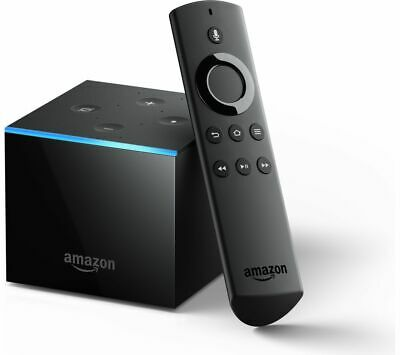 AMAZON Fire TV Cube with Alexa - Currys