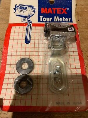 "CYCLOMETER FOR 27/""WHEEL IDEAL FOR A 50/'s,60/'s,70/'s RACING BIKE CYCLE MILEOMETER"