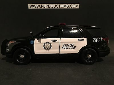 1//24 VINELAND NJ POLICE.DODGE CHARGER GHOST DECALS ONLY !