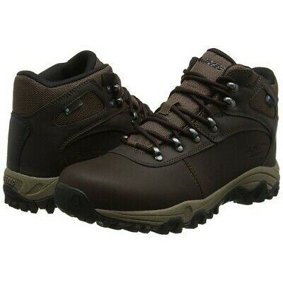 HI-TEC CASCADIA WP - Men's Hiking / Walking Boots - Size UK 8 + UK 7. New !