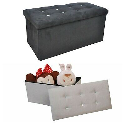 Magnificent Sparkle Bling Diamante Look Storage Box Small Or Large Black Bralicious Painted Fabric Chair Ideas Braliciousco