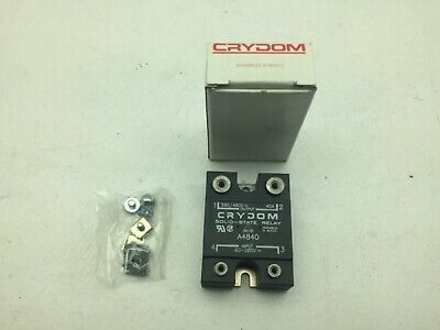 Crydom D4840 Solid State Relay 280-480V 40A