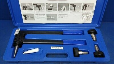 "Expander Tool Kit with 3/4"" 1/2"" & 1"" Expansion Heads for Propex"