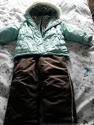 Girls Snowsuit from America size 3T