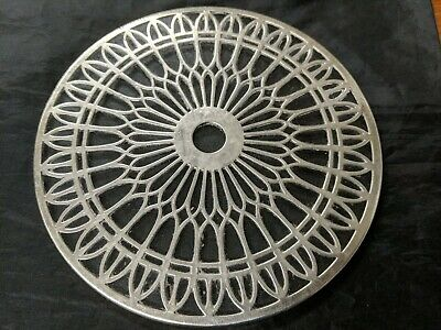 Antique Teapot Stand Sterling Silver 1924 adie brother walker hall