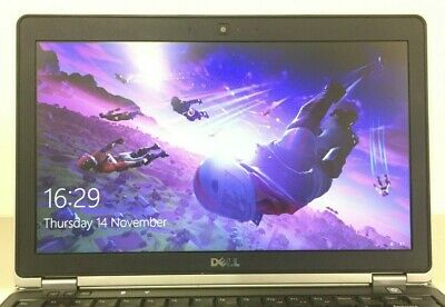 Dell Latitude E6230 Intel Core i5-3320M 4GB 500GB  HDD Windows 10 LAPTOP