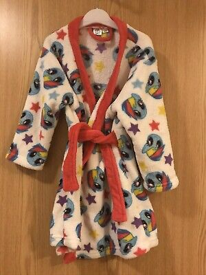 My Little Pony Dressing Gown Age 4-5