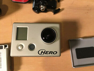 GoPro HERO Black Edition 4K 1080P Camera Camcorder Wi-Fi Warranty