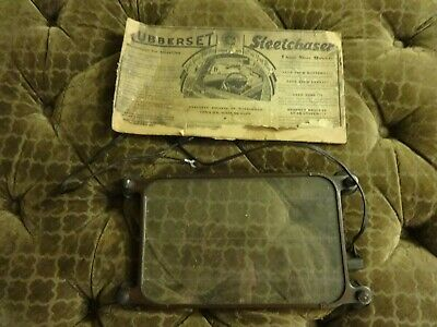 Antique Car windsheild defroster for 6 volt battery