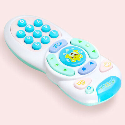 Baby toys music mobile phone remote control educational toys learning toy VA1