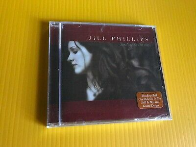 Writing On the Wall by Jill Phillips 2003 Fervent Records BRAND NEW SEALED CD