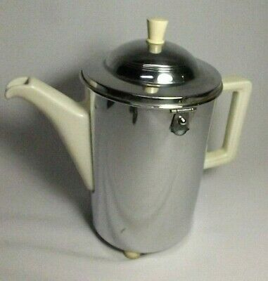ART DECO - BAUSCHER THERMISOL DRP COFFEE THERMO POT - 1930's