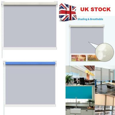 Roller Blinds Easy Fit Trimable Home Office Window Roller Blind 160cm/210cm