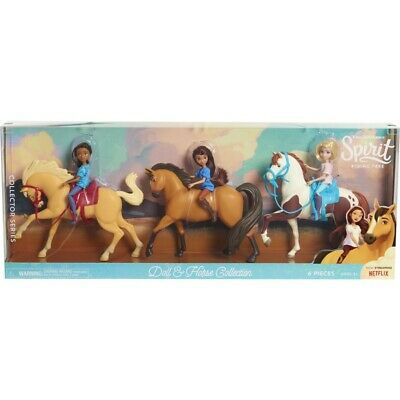 Spirit Doll and Horse Collection 3 Pack