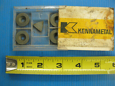 KENNAMETAL TNG 321 Carbide Cutting Inserts K6 Grade