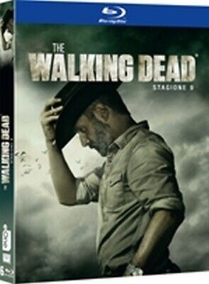 The Walking Dead - Stagione 9 (5 Blu-Ray Disc) - ITALIANO ORIGINALE SIGILLATO -