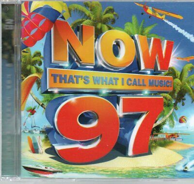 Now That's What I Call Music 97, 2017 45 tracks on 2cds, Sony New/Sealed