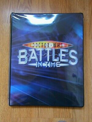 Dr Doctor Who Battles in Time Cards over 240 cards