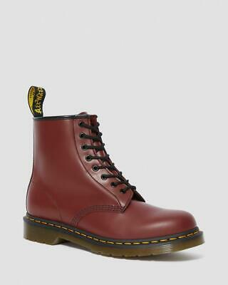 Dr Martens DM Airwair 1460 Smooth cherry red boot