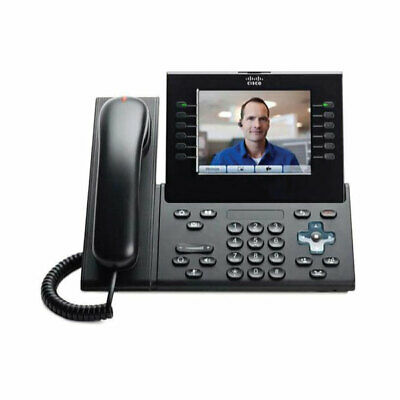 Cisco Unified IP Phone 9971 IP Phone & Stand | B-Grade 3mth Wty