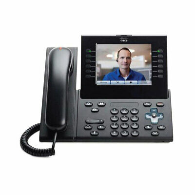 Cisco Unified IP Phone 9971 IP Phone & Stand | 3mth Wty