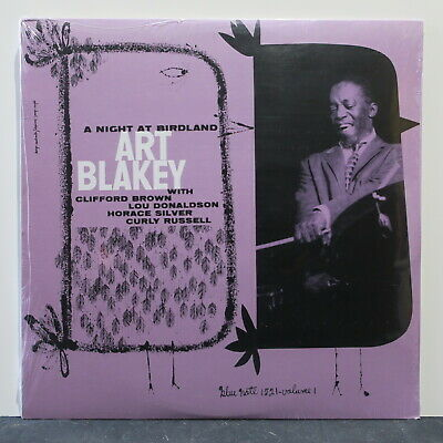 ART BLAKEY 'A Night At Birdland, Vol 1' Vinyl LP NEW/SEALED
