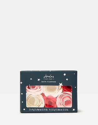 Joules Bath Flowers Set of 6 in STAR GAZING in One Size
