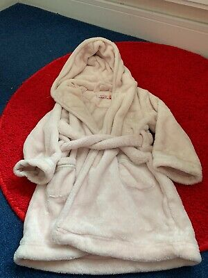 girls ted baker dressing gown age 18-24 months