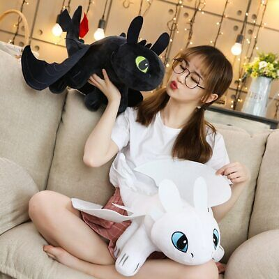 25cm How To Train Your Dragon plush Doll Toothless Night Fury Toy Doll For Kids