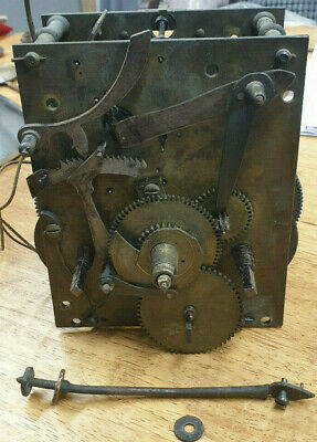 Old English Longcase/Grandfather Clock Movement-No Reserve!