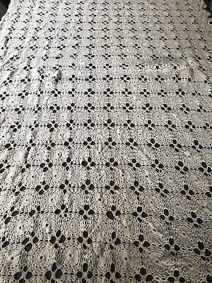 crochet blanket throw