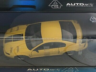 AUTOart 2004 FORD MUSTANG MACH 1 1:18