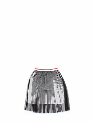 GUESS Bambina J93D10K8T80 Nero-JBLK Gonna Autunno/Inverno cotone tulle