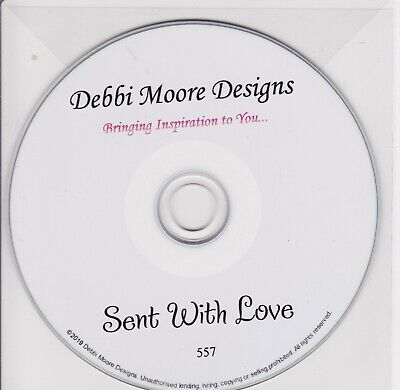Sent With Love Papercrafting CD by Debbi Moore