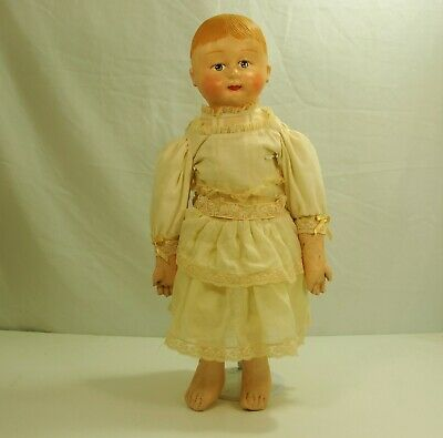 ANTIQUE REPRODUCTION MARTHA CHASE CLOTH USPS CLASSIC AMERICAN DOLLS w/ Papers