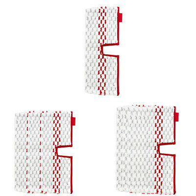 2X(Replacement Mop Head Microfiber Washable Spray Mop Pad Replacement Rag f U3E4